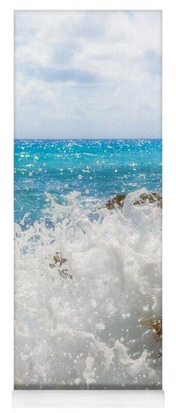 Ocean Spray Yoga Mat