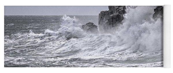 Ocean Surge At Gulliver's Yoga Mat