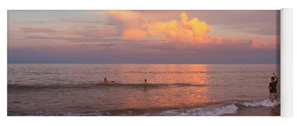 Oceanside Yoga Mat
