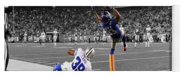 Odell Beckham Breaking The Internet Yoga Mat
