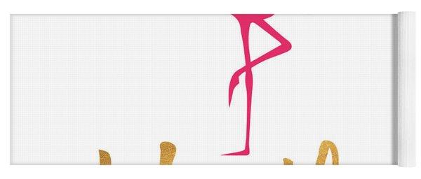 Office Pop I Yoga Mat