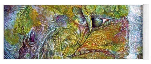 Offspring Of Tiamat - The Fomorii Union Yoga Mat