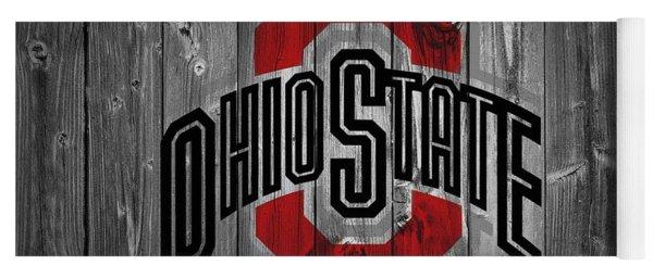 Ohio State University Yoga Mat
