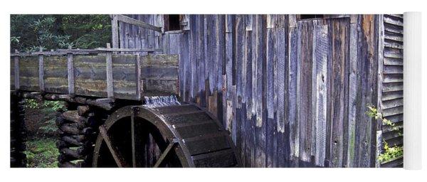 Old Cades Cove Mill Yoga Mat
