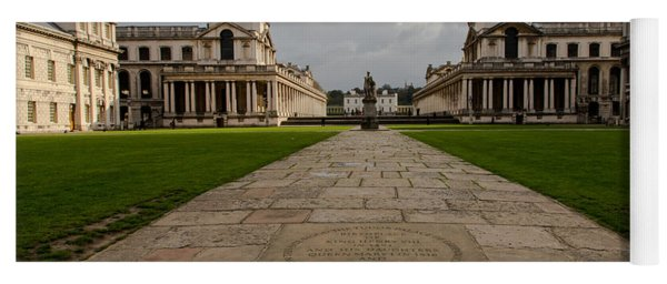 Old Royal Naval College Yoga Mat