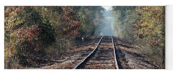 Old Southern Tracks Yoga Mat