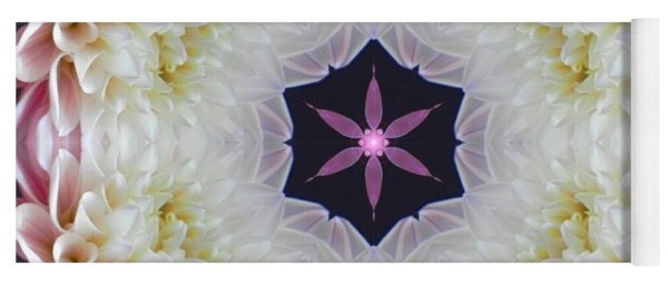 Opening To Love Mandala Yoga Mat