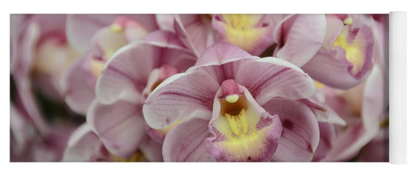 Orchid Bouquet Yoga Mat