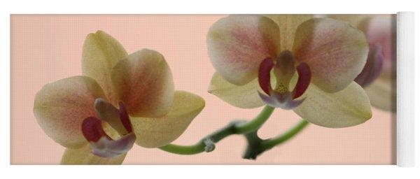 Orchid Yoga Mat