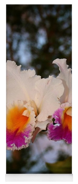 Orchid Elsie Sloan Yoga Mat