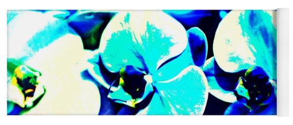 Orchids Of Ranetta Yoga Mat