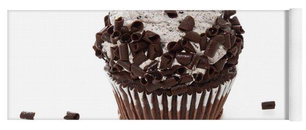 Oreo Cookie Cupcake Yoga Mat