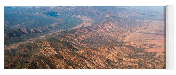Outback Ranges Yoga Mat