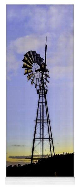 Outback Windmill Yoga Mat