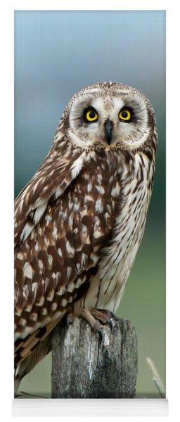 Owl See You Yoga Mat