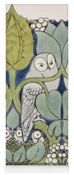 Owls, 1913 Yoga Mat