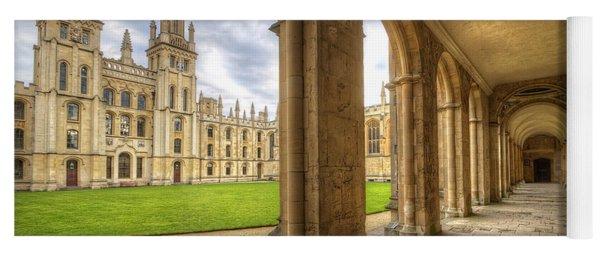 Oxford University - All Souls College 2.0 Yoga Mat