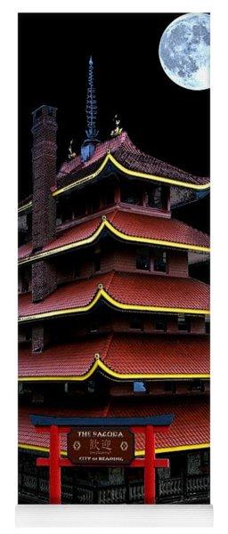 Pagoda Yoga Mat