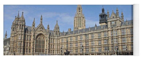 Palace Of Westminster Yoga Mat