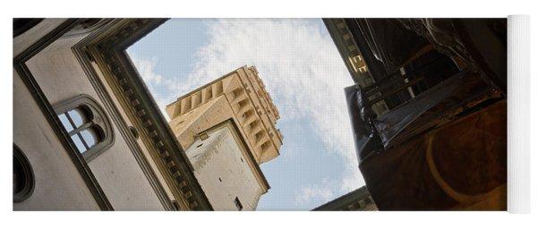 Palazzo Vecchio Yoga Mat