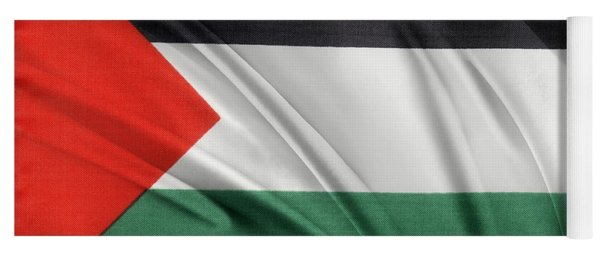 Palestine Flag Yoga Mat