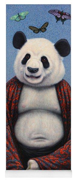 Panda Buddha Yoga Mat