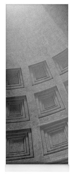 Pantheon Ceiling Yoga Mat