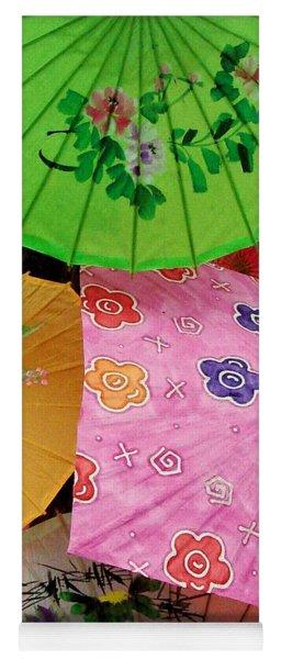 Parasols 2 Yoga Mat