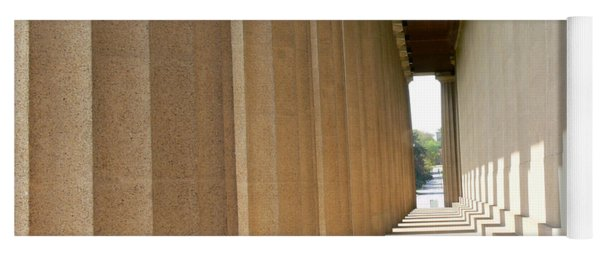 Parthenon1 Nashville Tn Yoga Mat