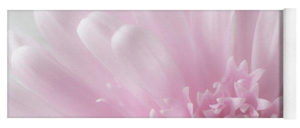 Pastel Daisy Yoga Mat