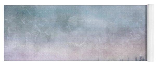 Pastel Skies Yoga Mat