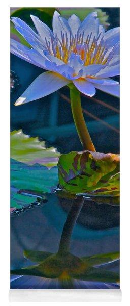Pastels In Water Yoga Mat
