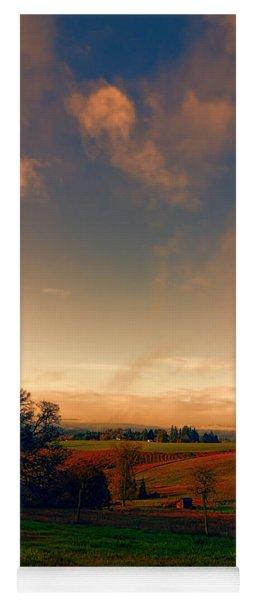 Pastureland Yoga Mat