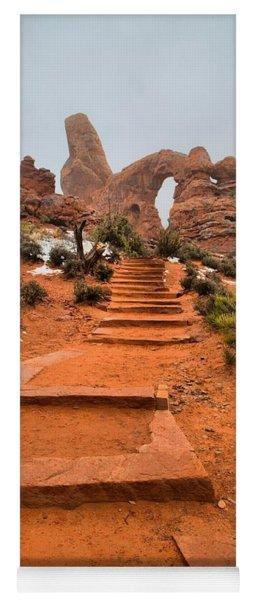 Pathway To Portals Yoga Mat