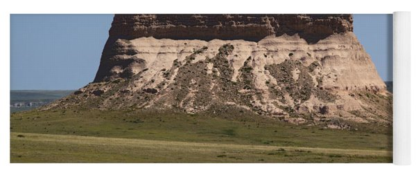 Pawnee Buttes Yoga Mat