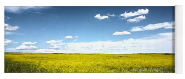 Pawnee Grasslands Yoga Mat