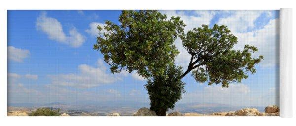 Peace Tree Yoga Mat