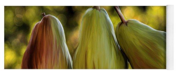Pear Buddies Yoga Mat