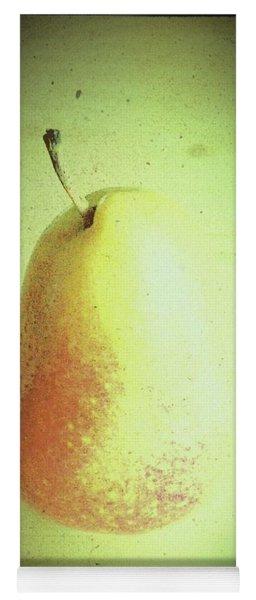 Summer Pear Yoga Mat