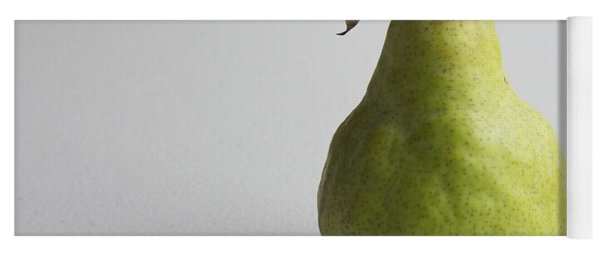 Pear Still Life Protrait Yoga Mat