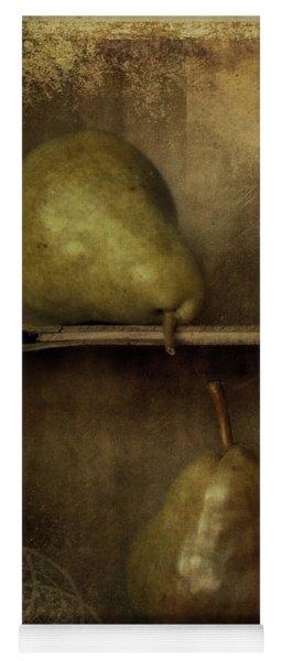 Pears Yoga Mat