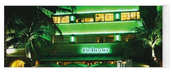 Pelican Hotel Film Image Yoga Mat