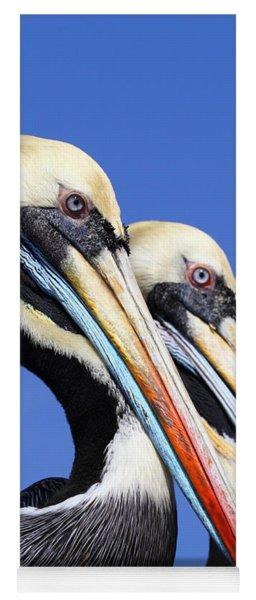 Pelican Perfection Yoga Mat