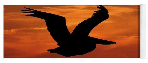Pelican Profile Yoga Mat