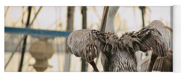 Pelican Strut Yoga Mat