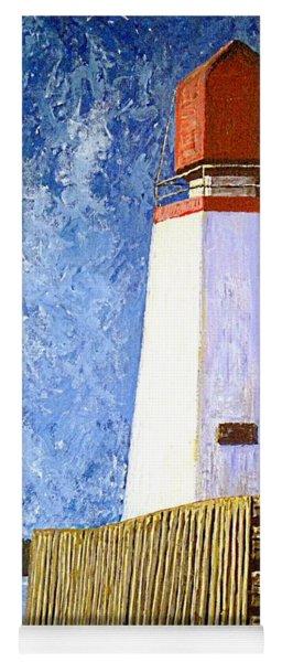 Pendlebury Lighthouse Yoga Mat