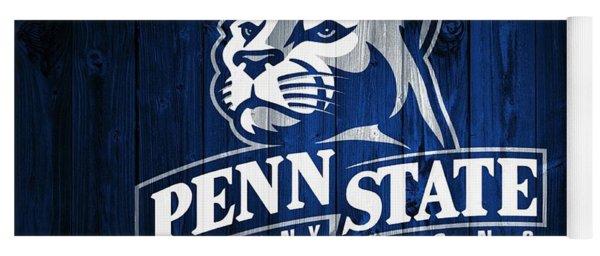 Penn State Barn Door Yoga Mat