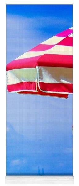 Peppermint Beach Yoga Mat
