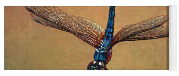 Pet Dragonfly Yoga Mat