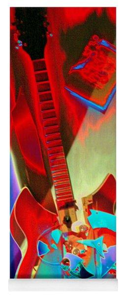 Pete's Guitar Yoga Mat